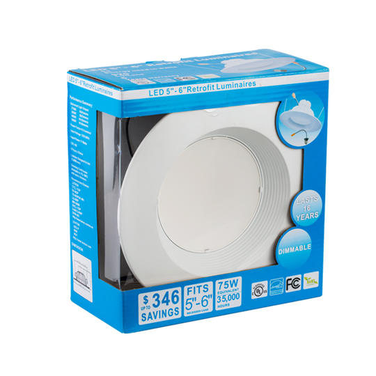 5inch to 6inch LED Residential Downlight