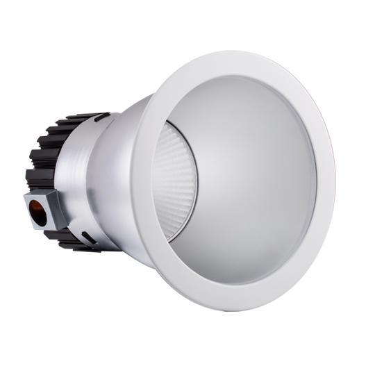 18W Retrofit LED Commercial Downlight