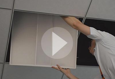 Installation of LED Troffer