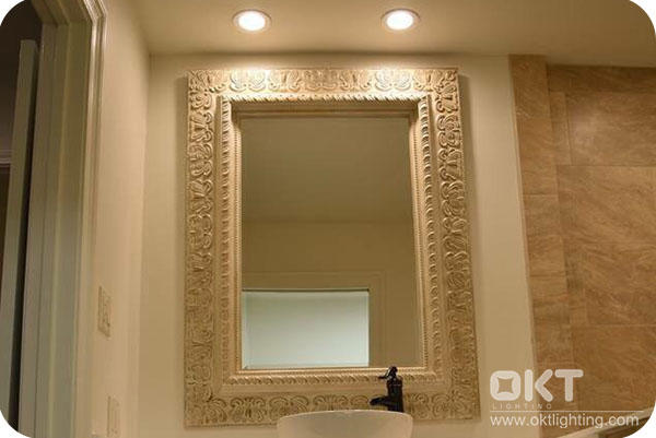 OKT Lighting 6inch 11W Downlight In The Bathroom In New Orleans