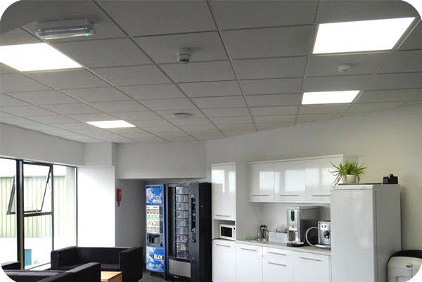 OKT 2X2FT LED Panel Light in Sierra Support Services in OR, 2014