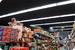 OKT LED Tube Light in Super Market - Houston, in 2014