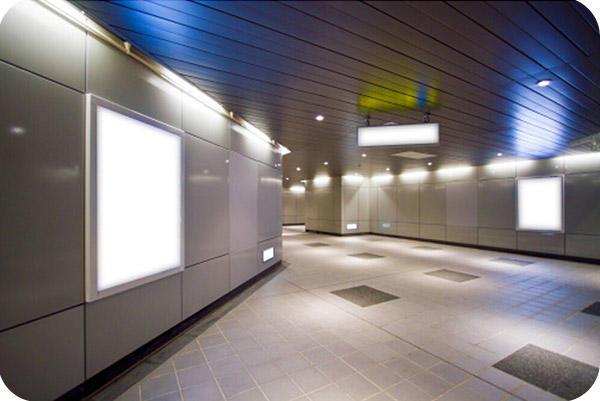 OKT Led Flat Panel In Exhibition Room In GA In 2014