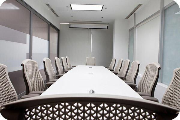 OKT 2ft X 4ft Led Panel Lights In Office In GA In 2014