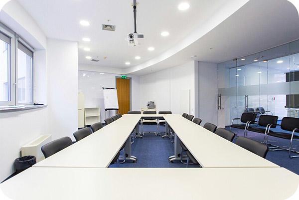 OKT 6inch Rotatable LED Downlight in Office-GA-2014