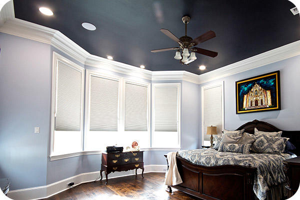 OKT 13w LED Downlight in House- Louisiana - 2014