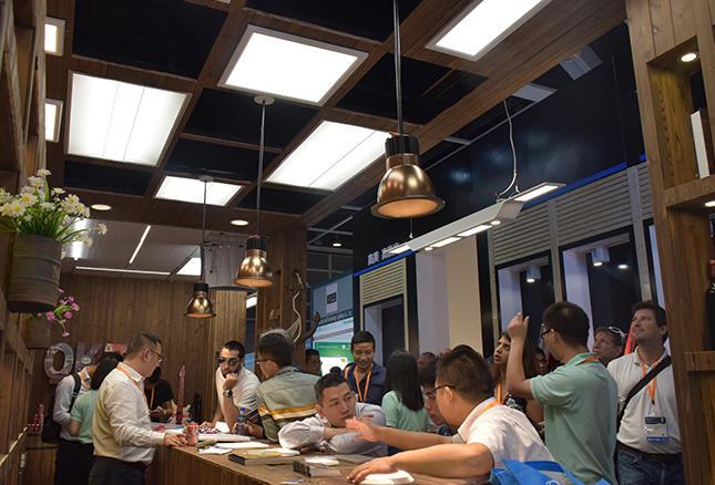 2016 Hong Kong International Lighting Fair(Autumn)