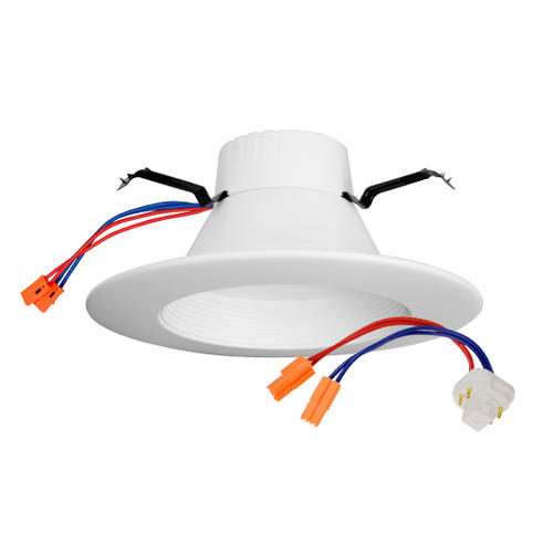 CFL Direct Replacement, Ballast Compatible LED Residential Downlight