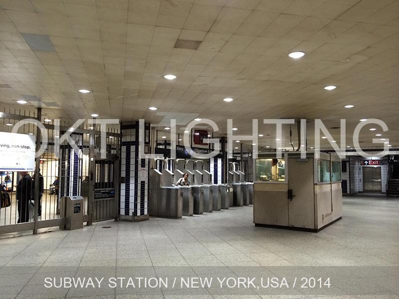 SUBWAY STATION / NY / 2014