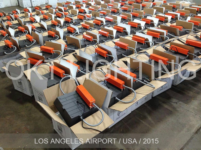 LOS ANGELES AIRPORT 2015