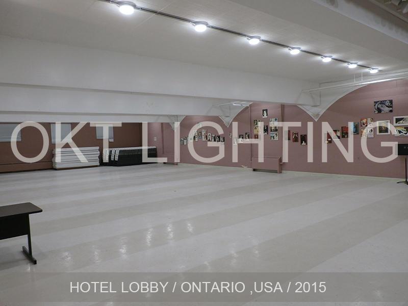 HOTEL LOBBY / ONTARIO / 2015