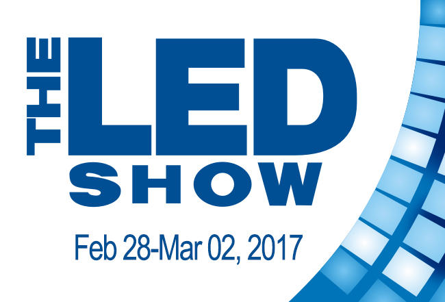 The LED Show in Anaheim, Feb28-Mar 02,2017