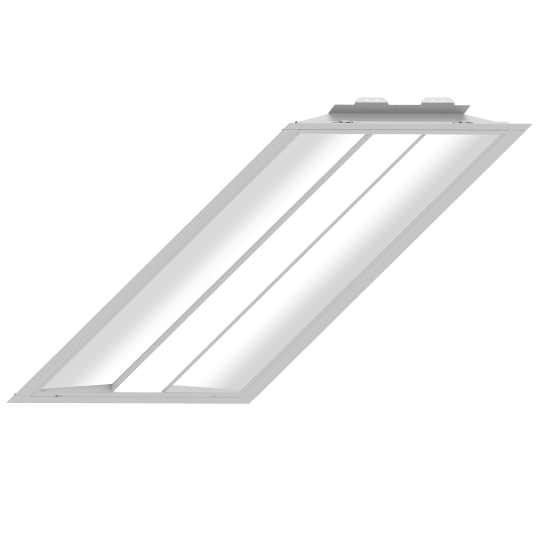 2x4FT LED Troffer Retrofit Kit, Without Removing The  Existing Fixture