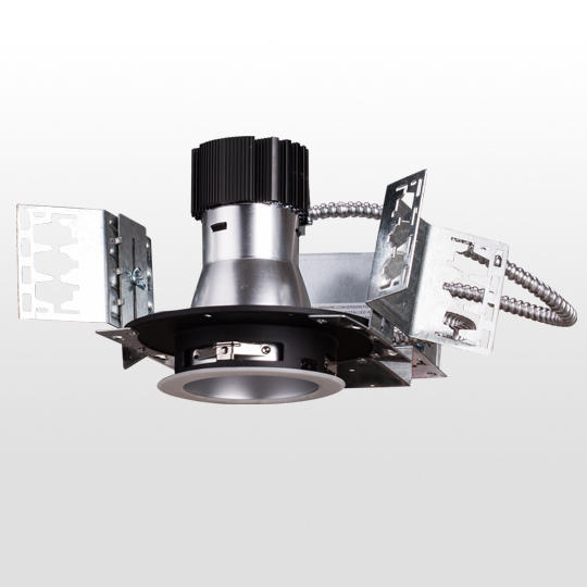 Housing fixture for LED Commercial  Downlight
