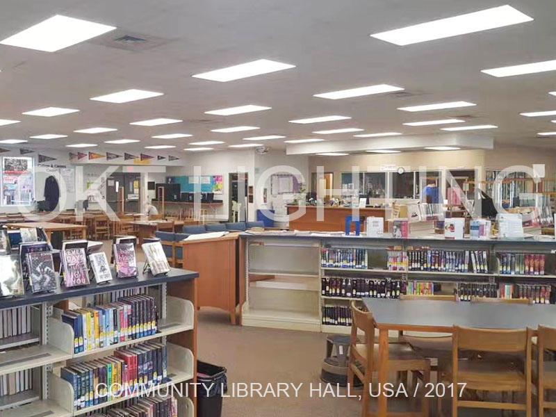 Community Library Hall / 2017