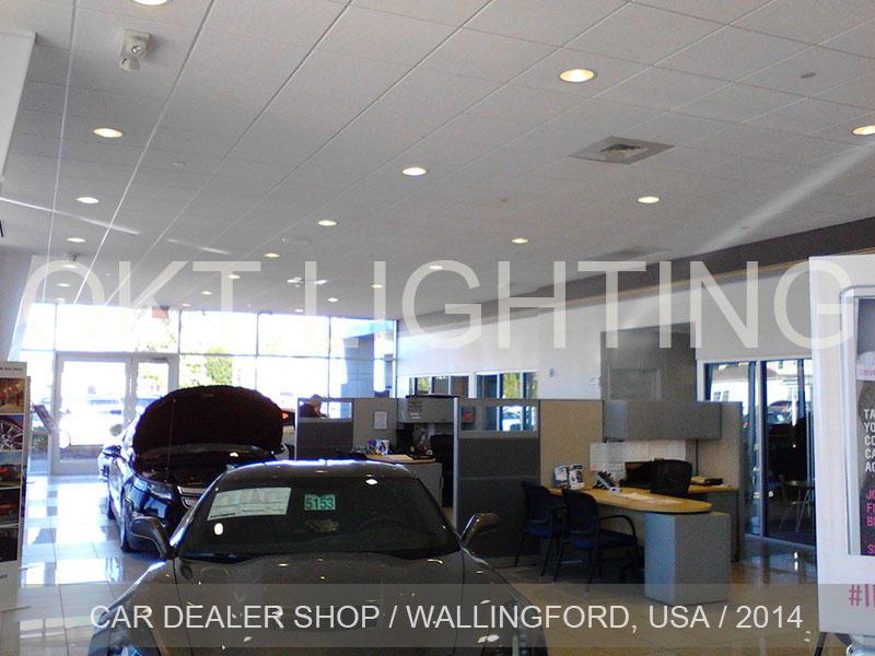 CAR DEALER SHOP / CT / 2014