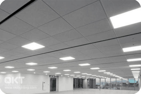 2x2 and 2x4 Ceiling Mounted LED Panel Light for Cornerstone Academy