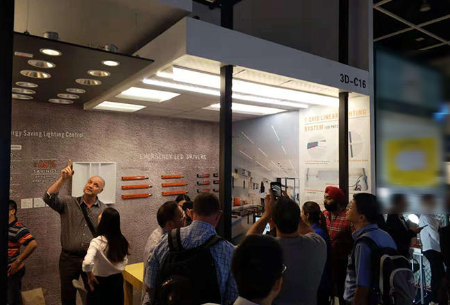 2018 Hong Kong International Lighting Fair(Autumn)