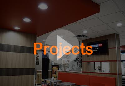 recessed led panel lights