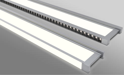 Vertical LED Linear Lighting, A New Light Style