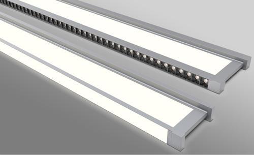Vertical LED Linear Lighting, A New Light Style
