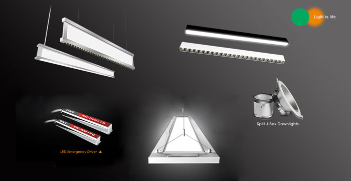 linear light