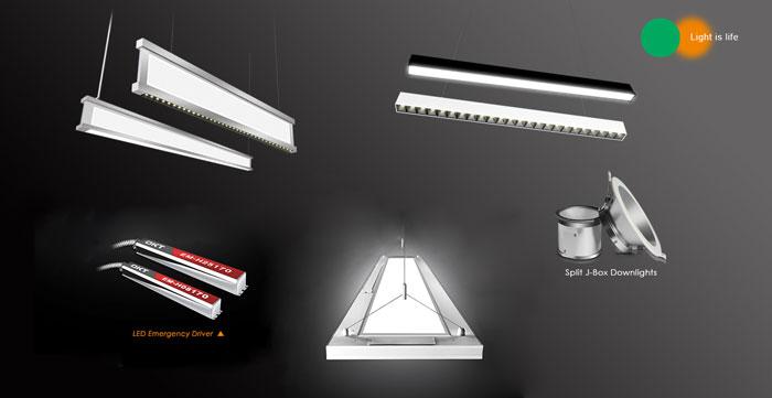 led lighting fixtures manufacturer okt lighting
