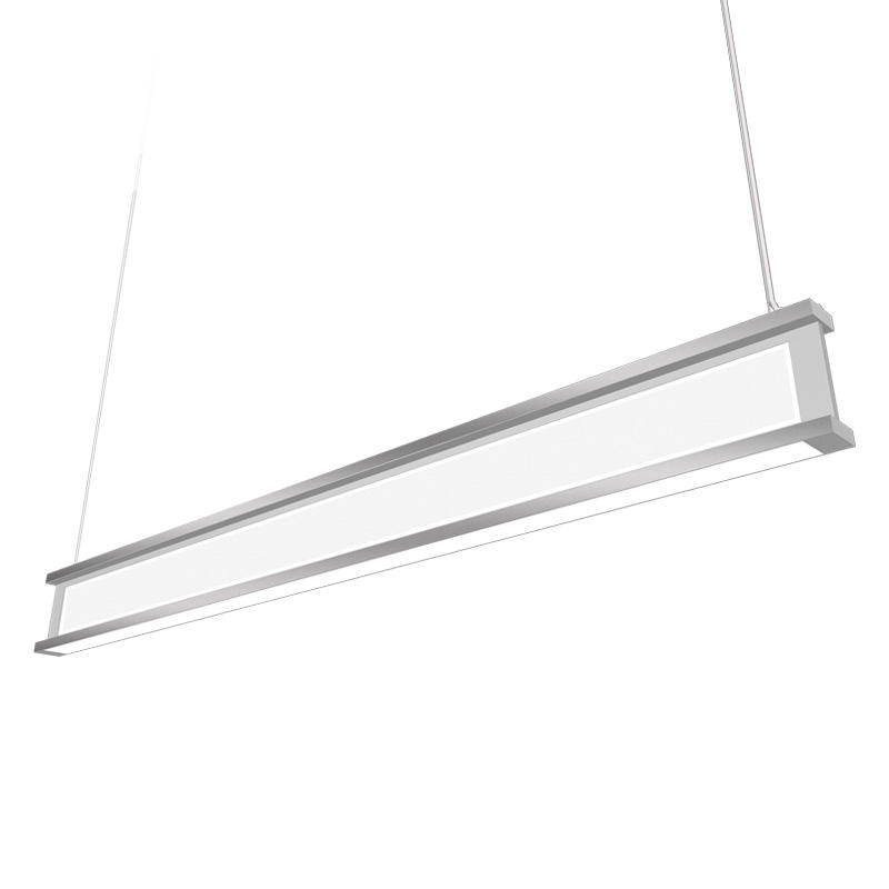 50W 4 feet Vertical LED Linear Pendant Fixture (Diffuser)