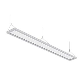 led linear suspended lighting
