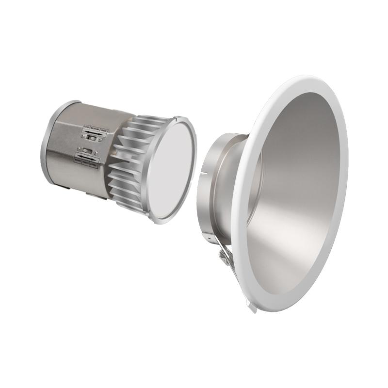 j box compatible recessed light