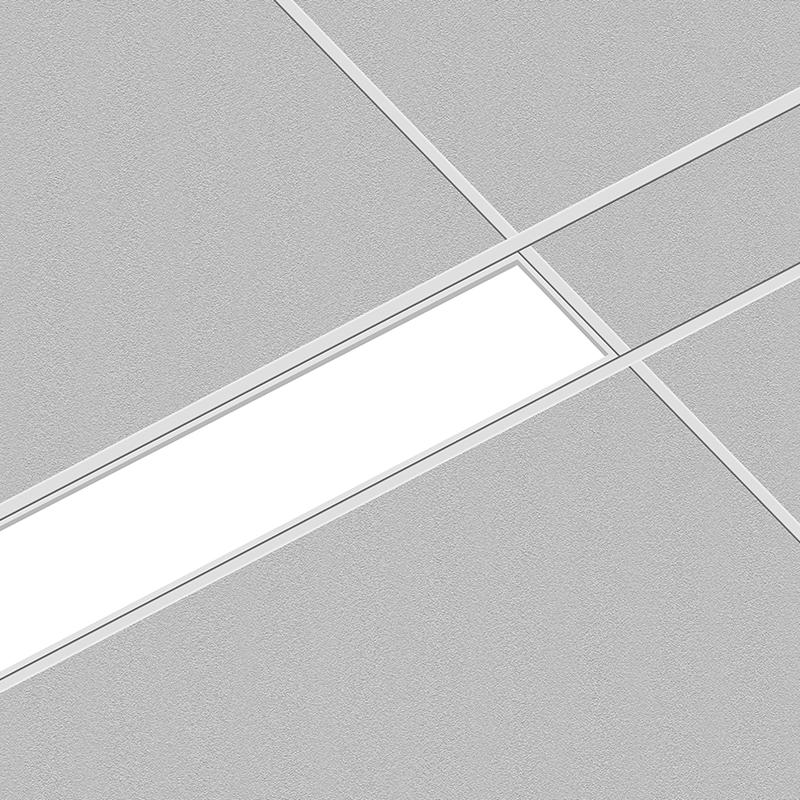 Recessed Linear External Driver