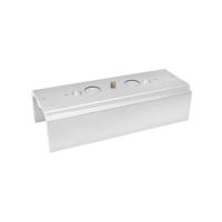 I pattern joiner for led linear pendant light fixtures