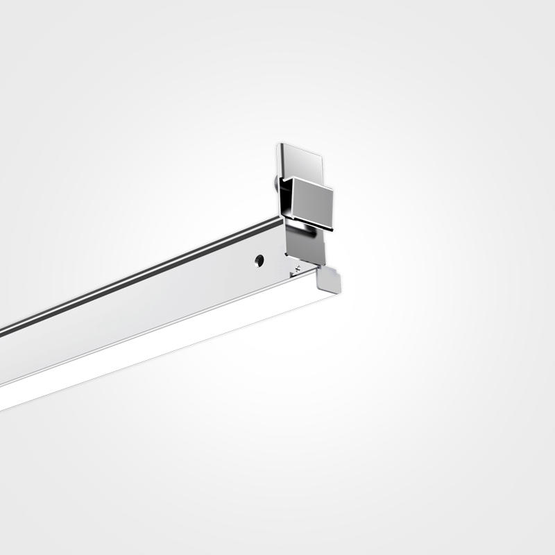Milky Diffusing Recessed Linear LED Lighting