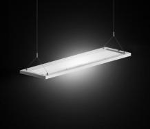 Linear Suspension Panel Light