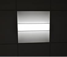 DLC listed LED Troffer