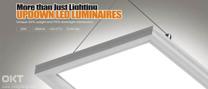 led linear panel light