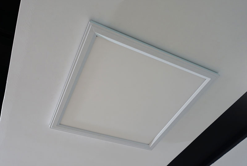surface mount panel light