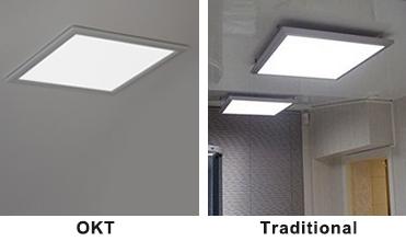 led panel light for drywall
