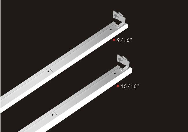 T-grid led linear light