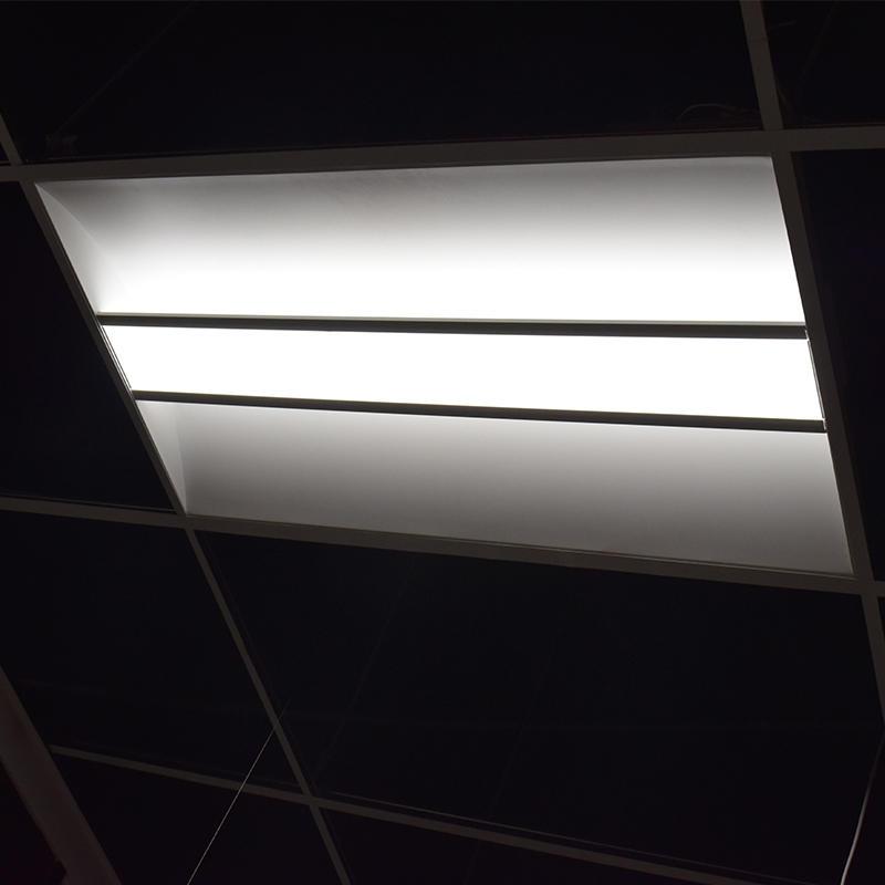 2x4 Indirect LED Troffer Light