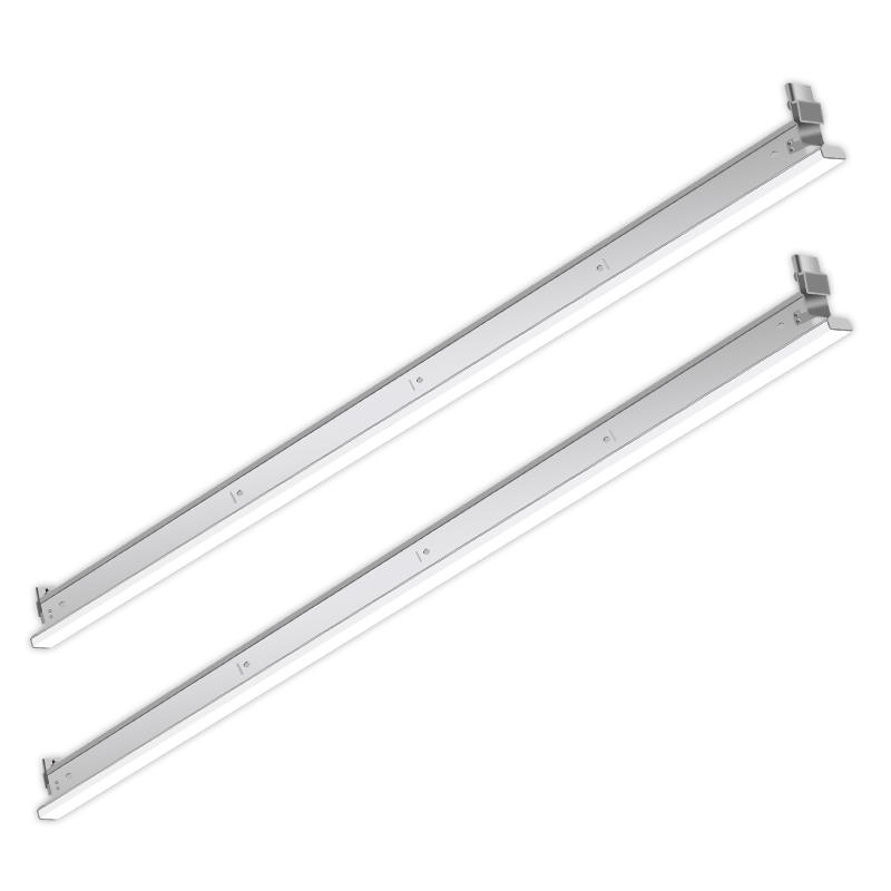 US Patent Milky Diffusing T-Grid LED Linear Light, 15/16