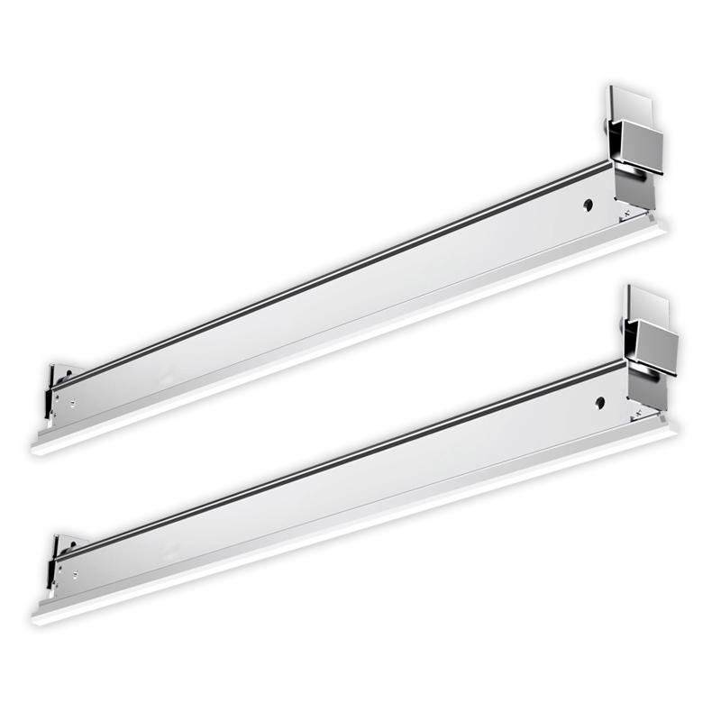 Milky Diffusing Recessed Linear LED Lighting - 9/16