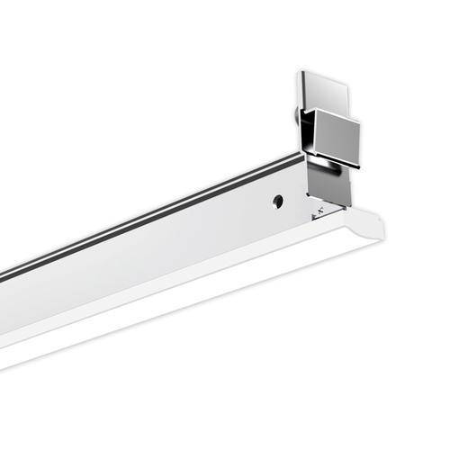 US Patent 15/16 inch Clear Diffusing T-grid Linear Lighting Solutions