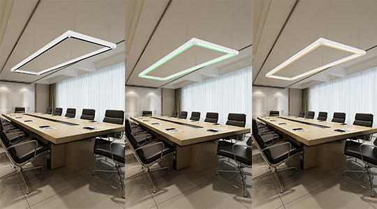 OKT Release More Series of Architectural LED Pendant Lighting Fixtures