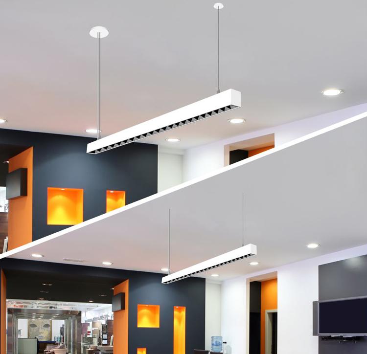 led linear lighting for drywall ceiling