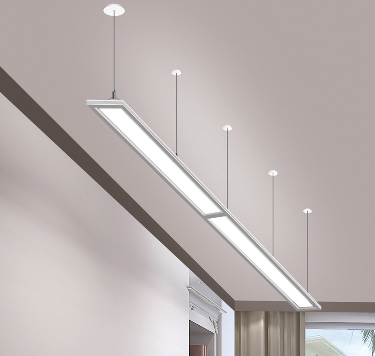 8 ft linear led fixture