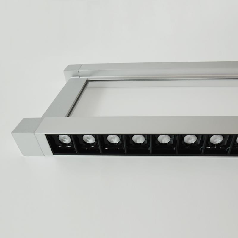 50W 4 feet Suspended Linear LED Lighting ( Modular Optics)