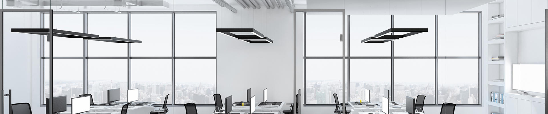 architectrual linear led pendant light fixtures