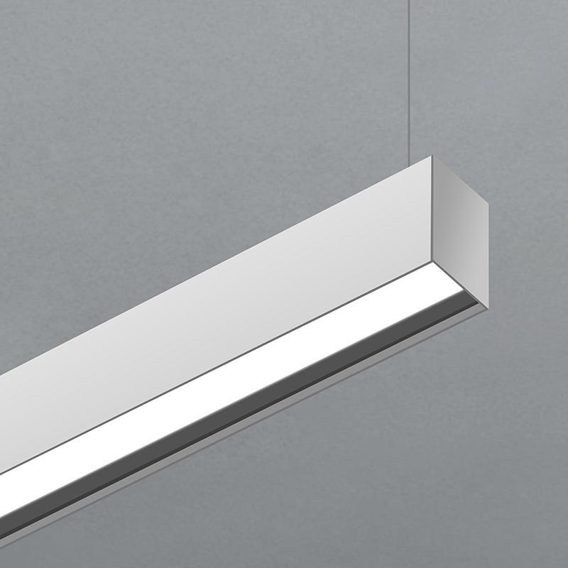 2.3 inch Pendant Linear Regressed Diffuser
