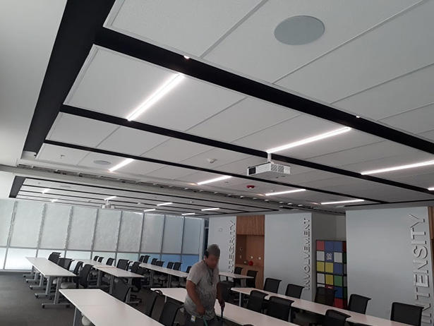 T-Grid Light for Conference Room